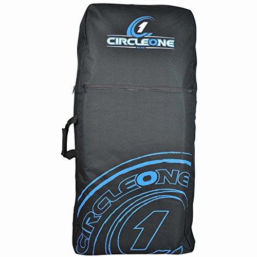 CIRCLE ONE Bodyboard Tragetasche (im Rucksack-Stil)–bis zu 3BOARDS, blau