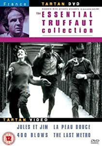 The Essential Truffaut Collection [DVD]