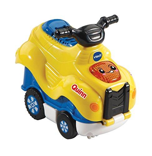 VTech Toet Toet Auto's Press & Go Quinn Quad Niño/niña - Juegos educativos, Niño/niña, 1,5 año(s), 5 año(s), Holandés, De plástico