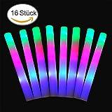 FineInno Palos de Luz Light Stick Bastones Luminoso Glow Sticks...