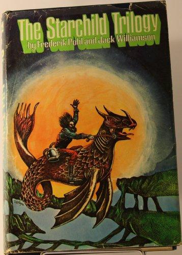 Preisvergleich Produktbild THE STARCHILD TRILOGY: Book (1) One: The Reefs of Space; Book (2) Two: Starchild; Book (3) Three: Rogue Star