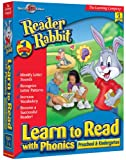 READER RABBIT READ W PHONICS PRE/KINDER
