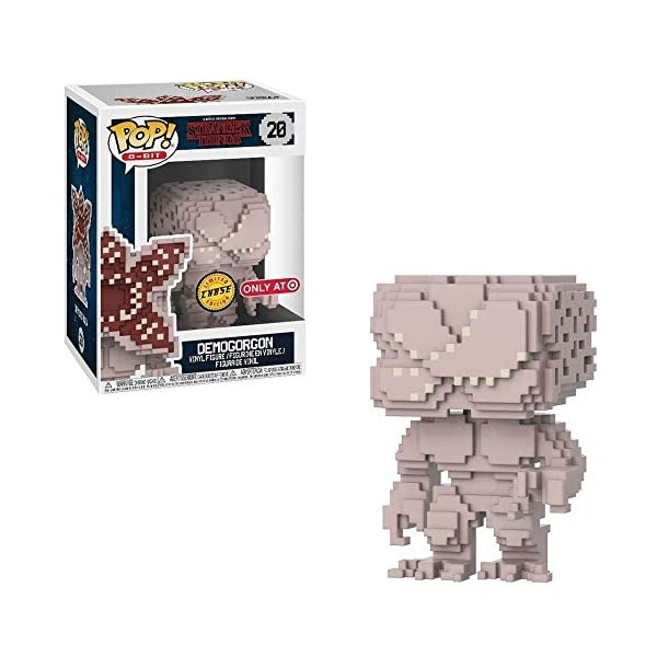Funko Pop Demogorgon cerrado (Stranger Things 8-Bit 20) Funko Pop Stranger Things
