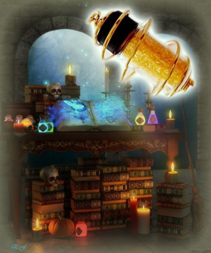 Spell Sparkles Indian Summer Anziehung Aura Schönheit Amulette Phiole (Indian Oil Parfüm)