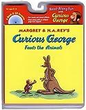 Die besten Houghton Mifflin Bücher für Kinder - Curious George Feeds the Animals Book & CD Bewertungen