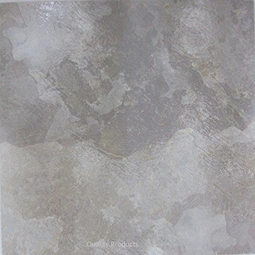30 piastrelle per pavimento in vinile adesive cucina - Piastrelle bagno adesive ...