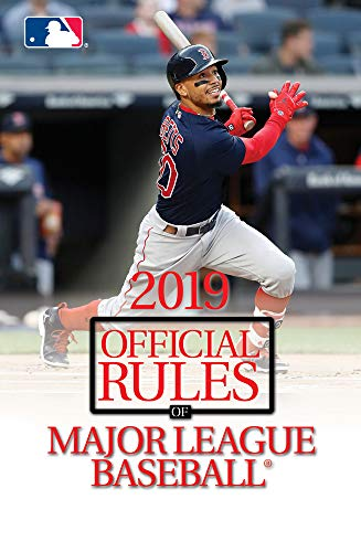 2019 Official Rules of Major League Baseball por Triumph Books