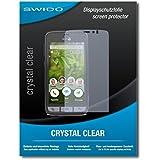 """2 x SWIDO protecteur d'écran doro 8031 film protecteur feuille """"CrystalClear"""" invisible"""
