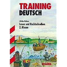 Training Deutsch - Lesen und Rechtschreiben 2. Klasse