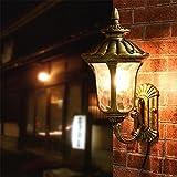 JIAJU5 Au?enwand Lampe Moderne einfache Korridor Treppenhaus Lampe im Freien die Wand Lampe (Dieses Produkt liefert Keine Gl¨¹hbirnen)