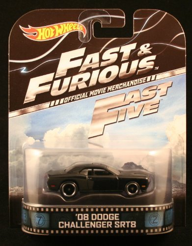 08-dodge-challenger-srt8-fast-furious-fast-five-hot-wheels-2013-retro-series-die-cast-vehicle-by-hot