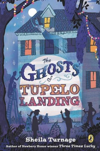 Ghosts Of Tupelo Landing, The (Mo & Dale Mystery)