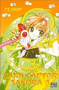 Card Captor Sakura Edition simple Tome 3