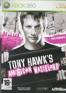 Tony HawkŽs American Wasteland