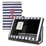 kwmobile Étui ASUS ZenPad 10 (Z300) - Étui à Rabat Protection pour Tablette ASUS...