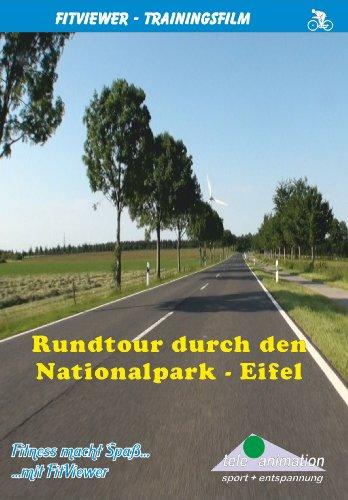 Rundtour durch den Nationalpark Eifel - FitViewer Indoor Video Cycling Deutschland