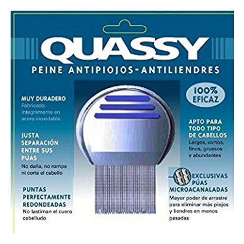 Peine Antipiojos Quassy