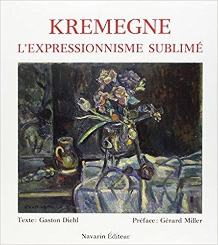 Krémègne l'expressionnisme sublimé.
