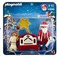Playmobil 626577 - Navidad Ángel+Papá Noel+Órgano de Playmobil