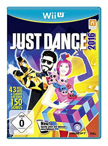 Ubisoft WiiU Just Dance 2016