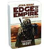 Star Wars Edge of El Imperio Scout Juego De Mesa