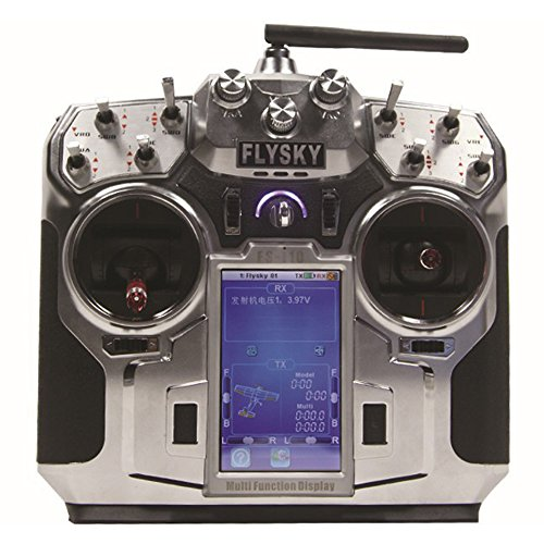 Flysky-FS-i10-24ghz-10ch-Transmitter-and-Receiver-System-355-LED-Screen-for-DIY-RC-Helicopter-Quadcopter-Airplane