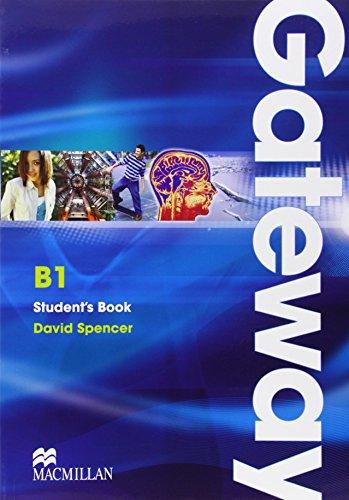 Gateway Level 1 Student's Book Pre-Intermediate B1