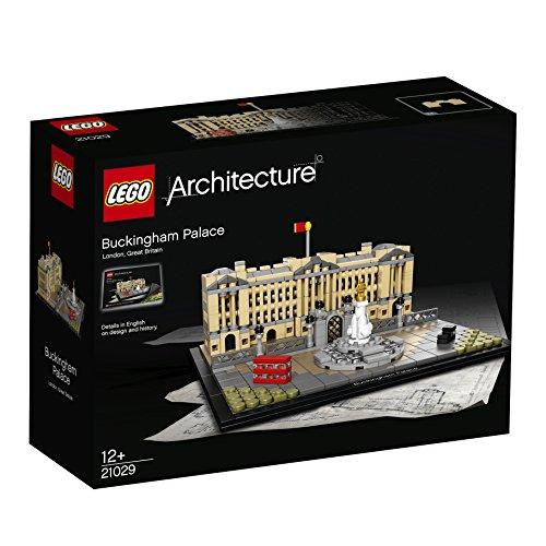 Preisvergleich Produktbild LEGO Architecture 21029 - Der Buckingham-Palast