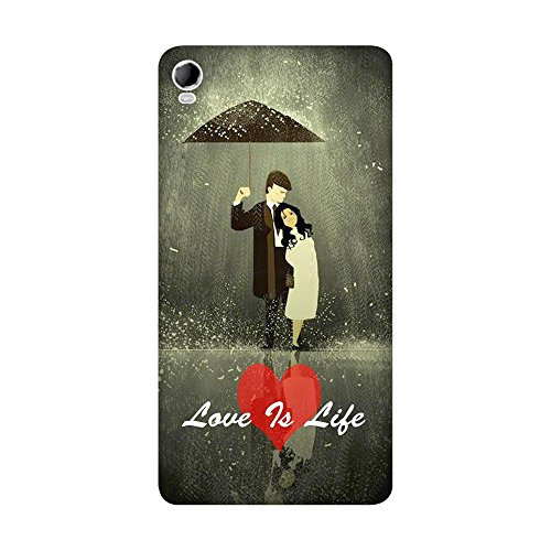FASHEEN Premium Designer Soft Case Back Cover for Micromax Canvas Fire A104  available at amazon for Rs.339