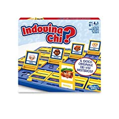 Idea Regalo - Hasbro Gaming - Indovina Chi Gioco in Scatola, C2124103