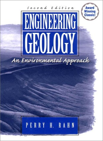 Engineering Geology: An Environmental Approach