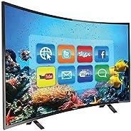 Nikai 55 Inch TV Smart Ultra HD Curve - UHD5500CSLED