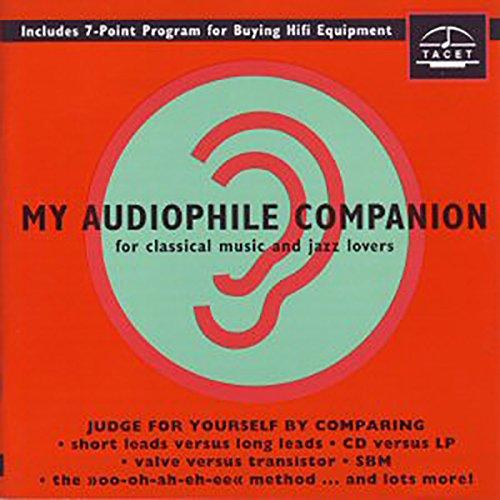 Test Compact Discs - My Audiophile Companion (für Klassik- und Jazzfreunde)