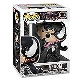 Venom Figure à tête Ronde Eddie Brock Marvel Funko Pop n ° 363 Vinyle 12cm