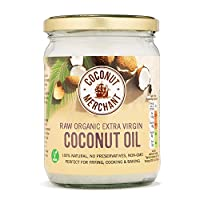 Coconut Merchant Organic Extra Virgin Coconut Oil 500ml 1