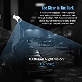 SANNCE 4CH 720P Funk HD WLAN Überwachungsset ...Vergleich