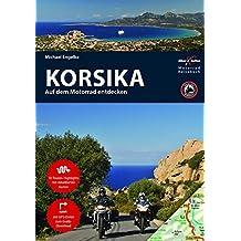 Motorrad Reiseführer Korsika: BikerBetten Motorradreisebuch