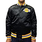 Mitchell & Ness Satin Jacke NBA LA Lakers black XL