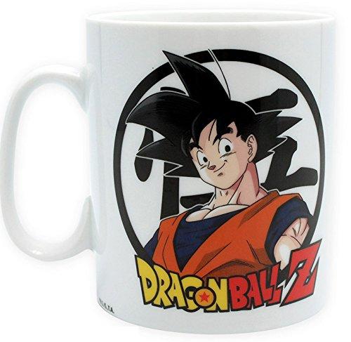 DragonBall Z - Mega tazza di Goku, 460 ml