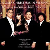 Gala Christmas in Vienna by Placido Domingo, Sarah Brightman, Helmut Lotti, Riccardo Cocciante (1998) Audio CD