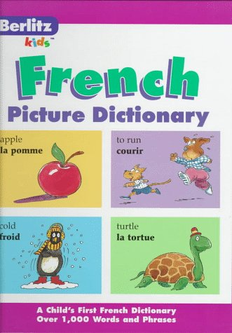French Picture Dictionnary, Kids