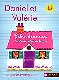 Cahier d'exercices Daniel et Valérie : 5-6 ans