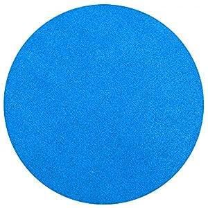 Havatex Rasenteppich Kunstrasen Mit Noppen 1550 G/m² Rund  Schadstoffgeprüfter Nadelfilz   Wasserdurchlässig Und Strapazierfähig