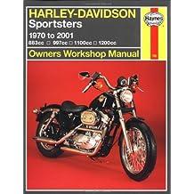 Harley Davidson Sportsters Owners Workshop Manual: 1970 to 2001 (Haynes Owners Workshop Manuals)