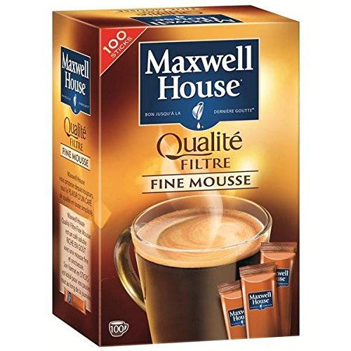 maxwell-house-sticks-x100-prix-unitaire-envoi-rapide-et-soignee