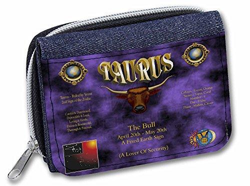 taurus-star-sign-birthday-gift-girls-ladies-denim-purse-wallet-christmas-gift-id