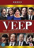 Veep: Seasons 1-4 [Edizione: Regno Unito] [Edizione: Regno Unito]