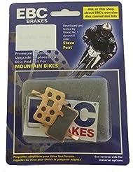 EBC Shimano Saint 09 Disc Brake Pad - Gold