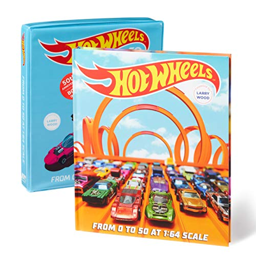 Hot Wheels: From 0 to 50 at 1:64 Scale por Kris Palmer