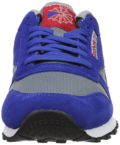 Reebok Classic Sport Clean, Sneakers Basses Homme Bleu (Asteroid Dust/Grey)